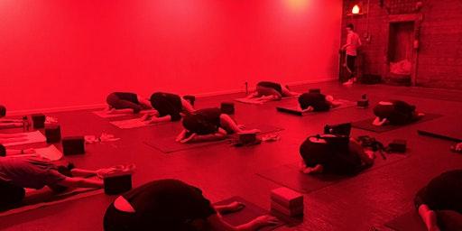 Donation YinYasa Yoga