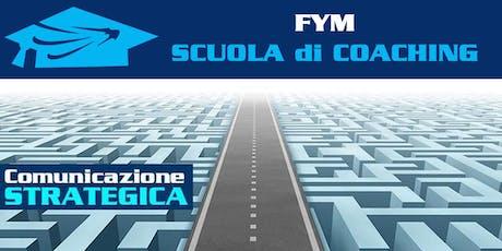 COMUNICAZIONE STRATEGICA - ROMA biglietti
