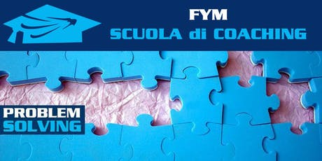 L'arte del PROBLEM SOLVING - Roma tickets