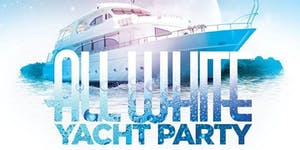 POWER 105 ALL WHITE YACHT PARTY #GQEVENT ON THE CABANA...