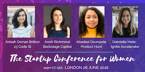 sprint STARS | Startup Conference for Women
