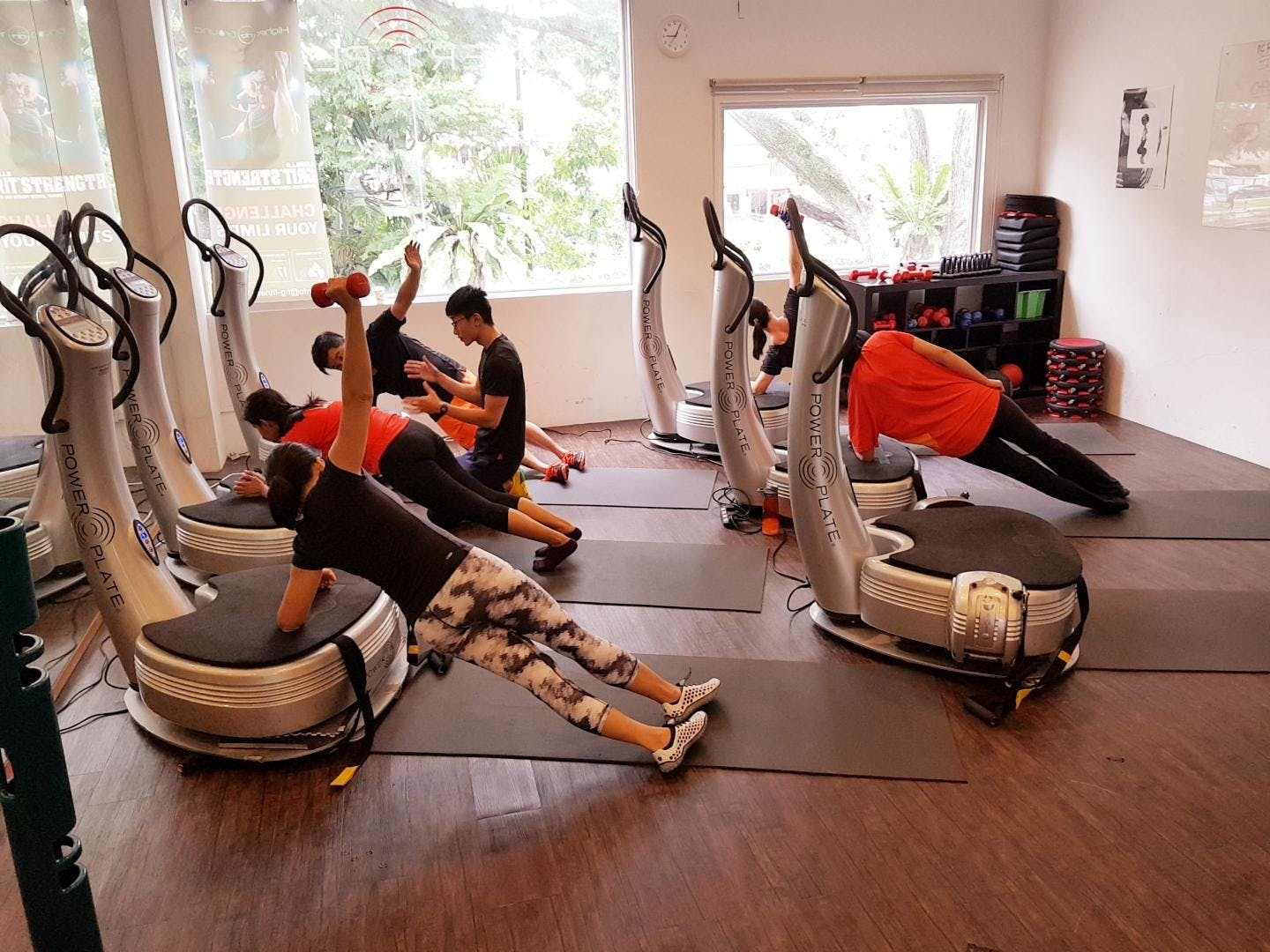 Vibration Training - New Dimension for Your Fitness