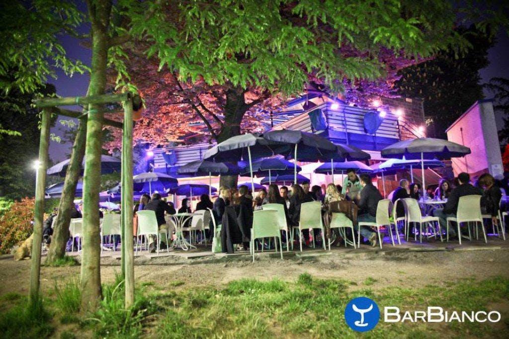 Bar Bianco Milano - LISTA CUGINI | Free entry