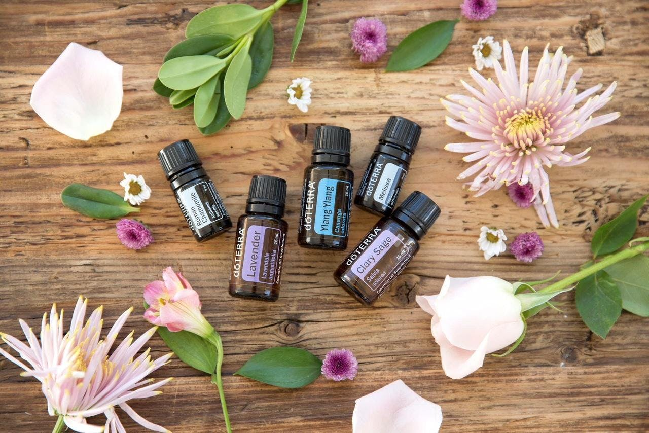 doTERRA essential oils - a natural healthcare