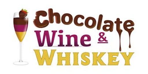巧克力,葡萄酒和威士忌节