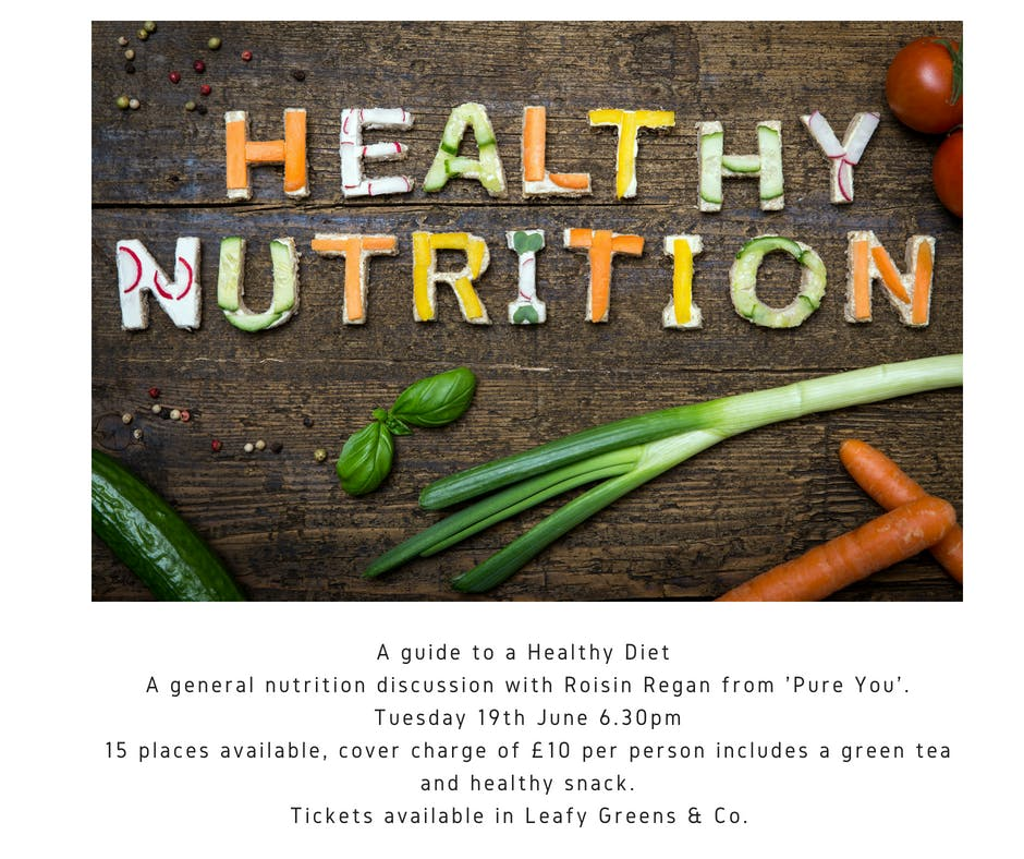 A Guide to Healthy Diet
