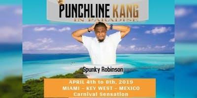 PunchlineKang In Paradise  Cruise 2019