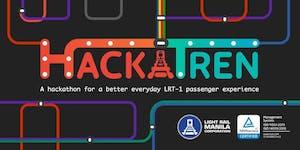 HACKATREN 2018: A hackathon for better LRT 1 customer...