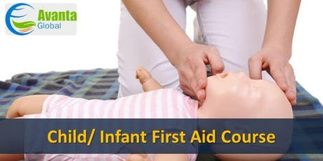 Child/Infant First Aid Training Course tickets