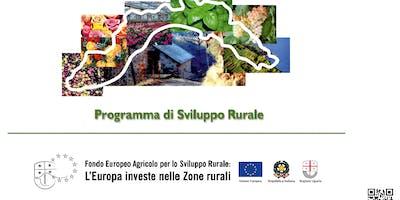 Incontro informativo PSR Liguria 2014-2020