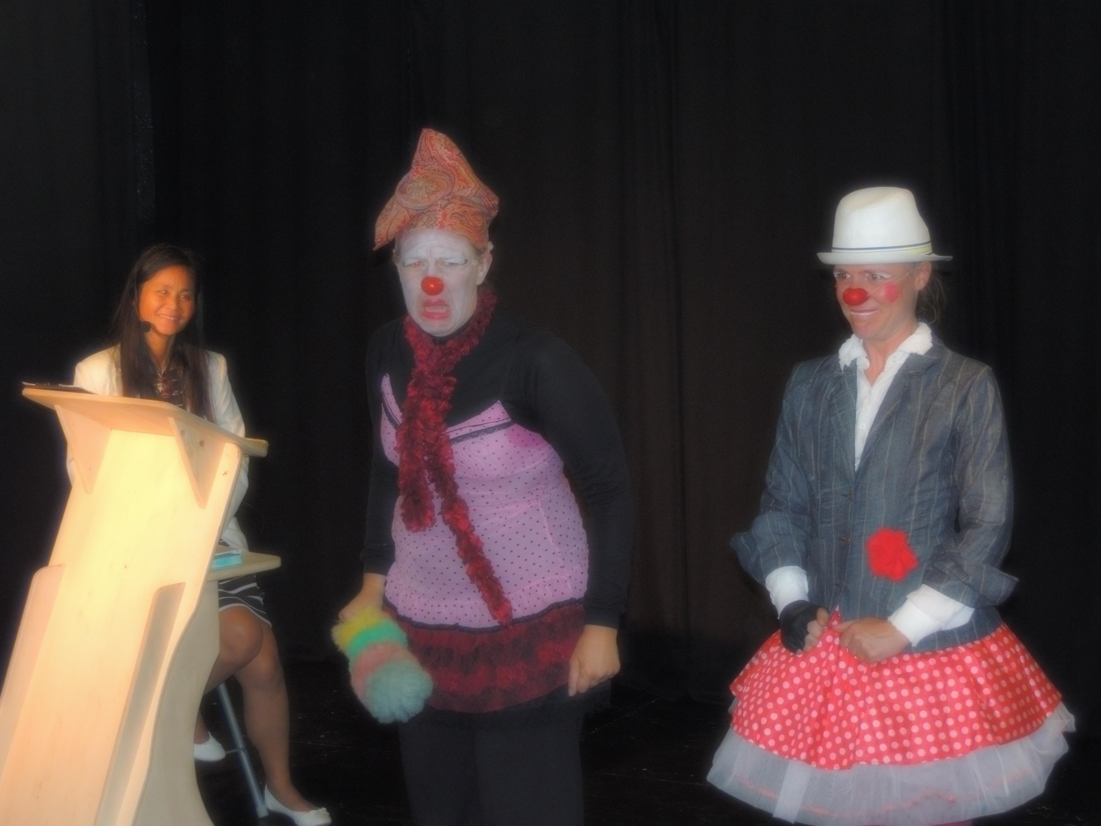 Clown-Conférence