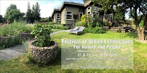 Festival of Urban Landscapes for Nature and People