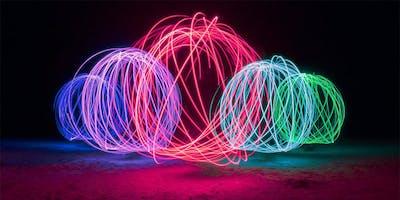 WORKSHOP FOTOGRAFICO - Light Painting