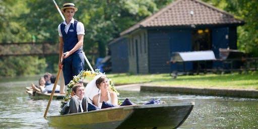The Cambridge Riverside Wedding Fair