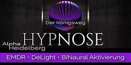 ALPHA HYPNOSE • Audiovisuelle Ressourcen Aktivierung Tickets