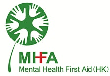 Experienced YMHFA Instructor delivering the course in English logo