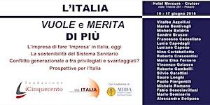 L'ITALIA VUOLE E MERITA DI PIU'