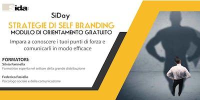 Strategie di Self Branding - Modulo di Orientamento