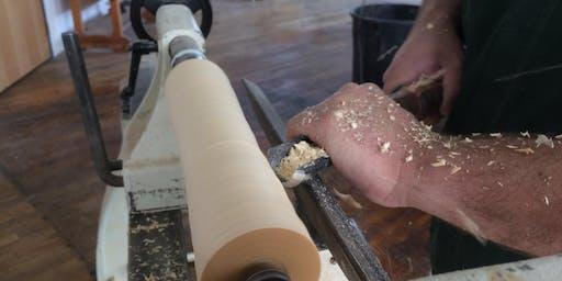Tool Training: Wood Lathe