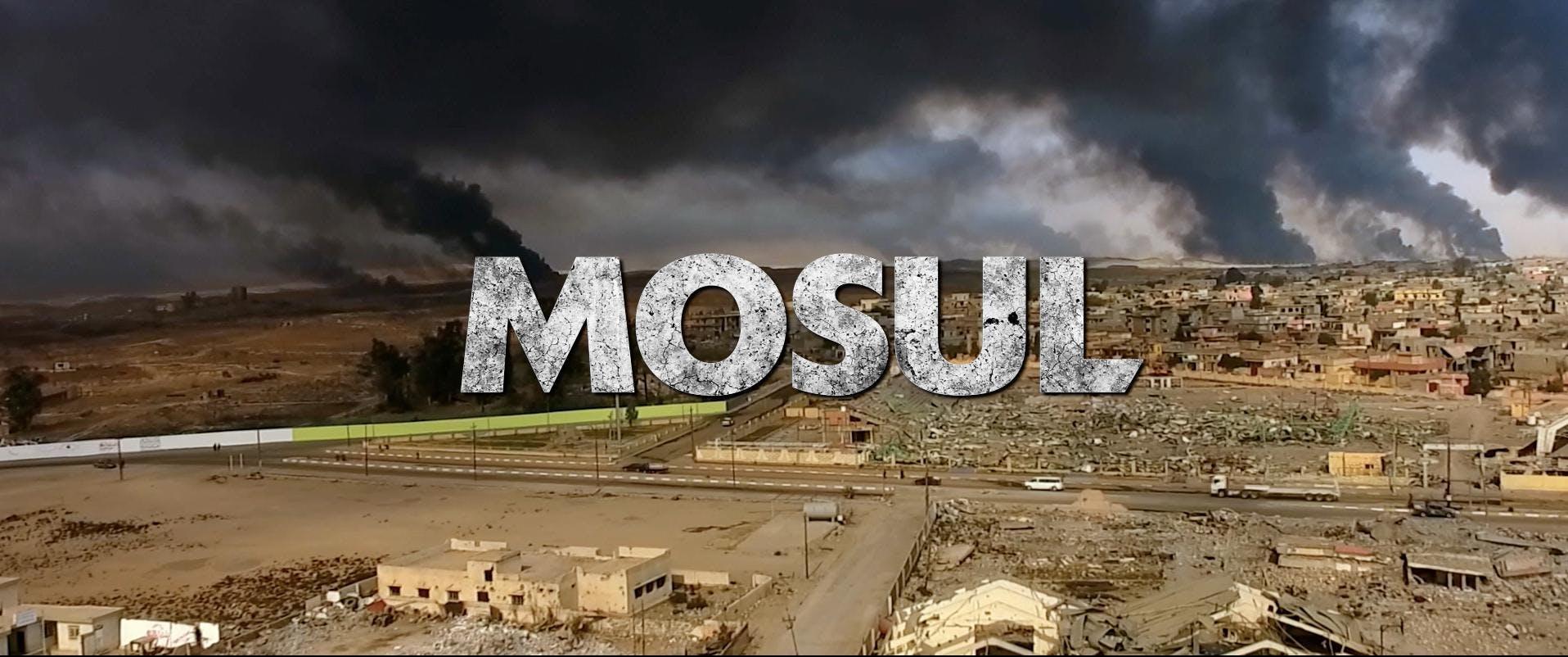 Mosul Private Screening