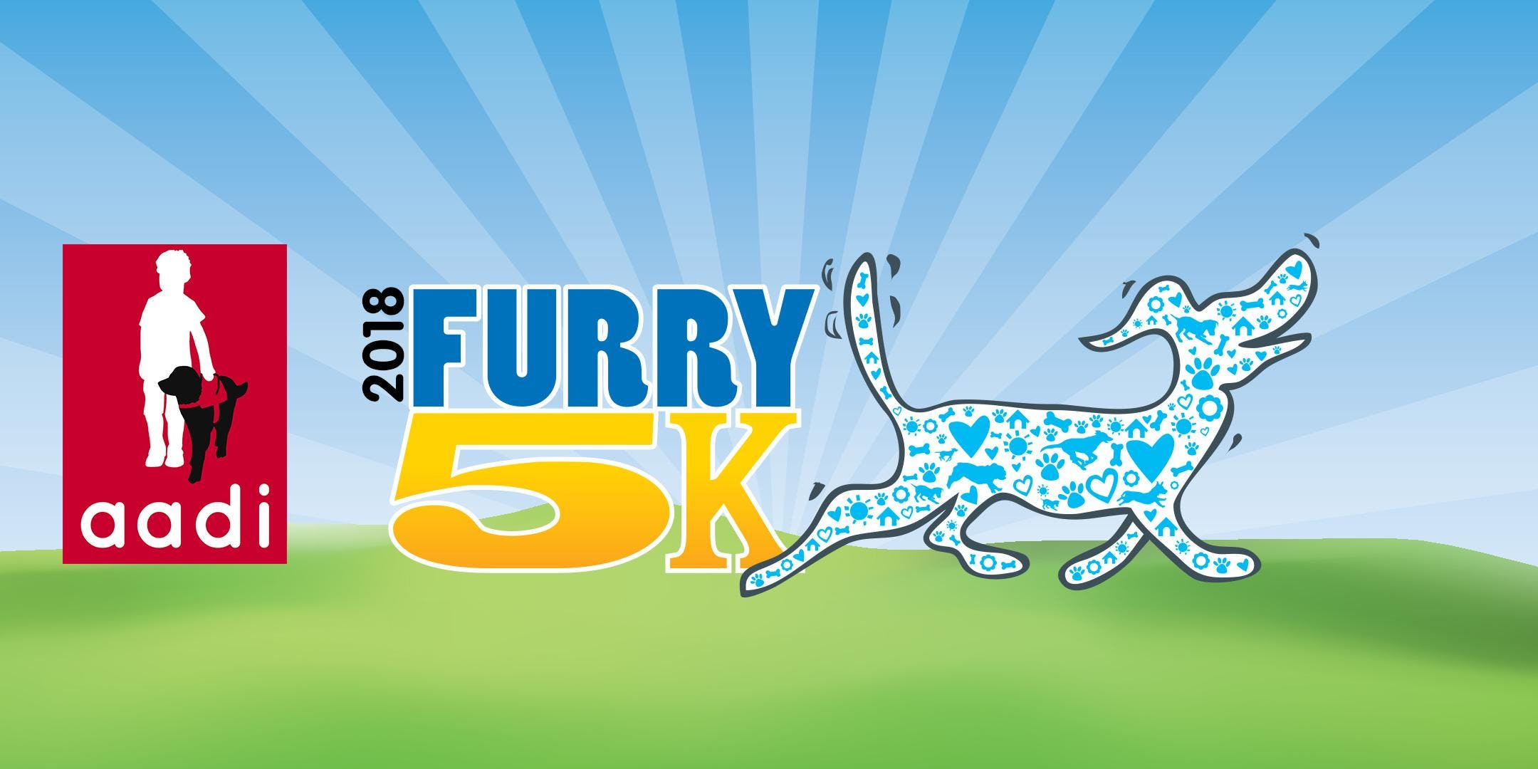 Petworld Tullamore Furry 5k Annual Sponsored Dog Walk 2018