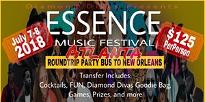 Essence Music Festival 2018 - One Day Trip - From...