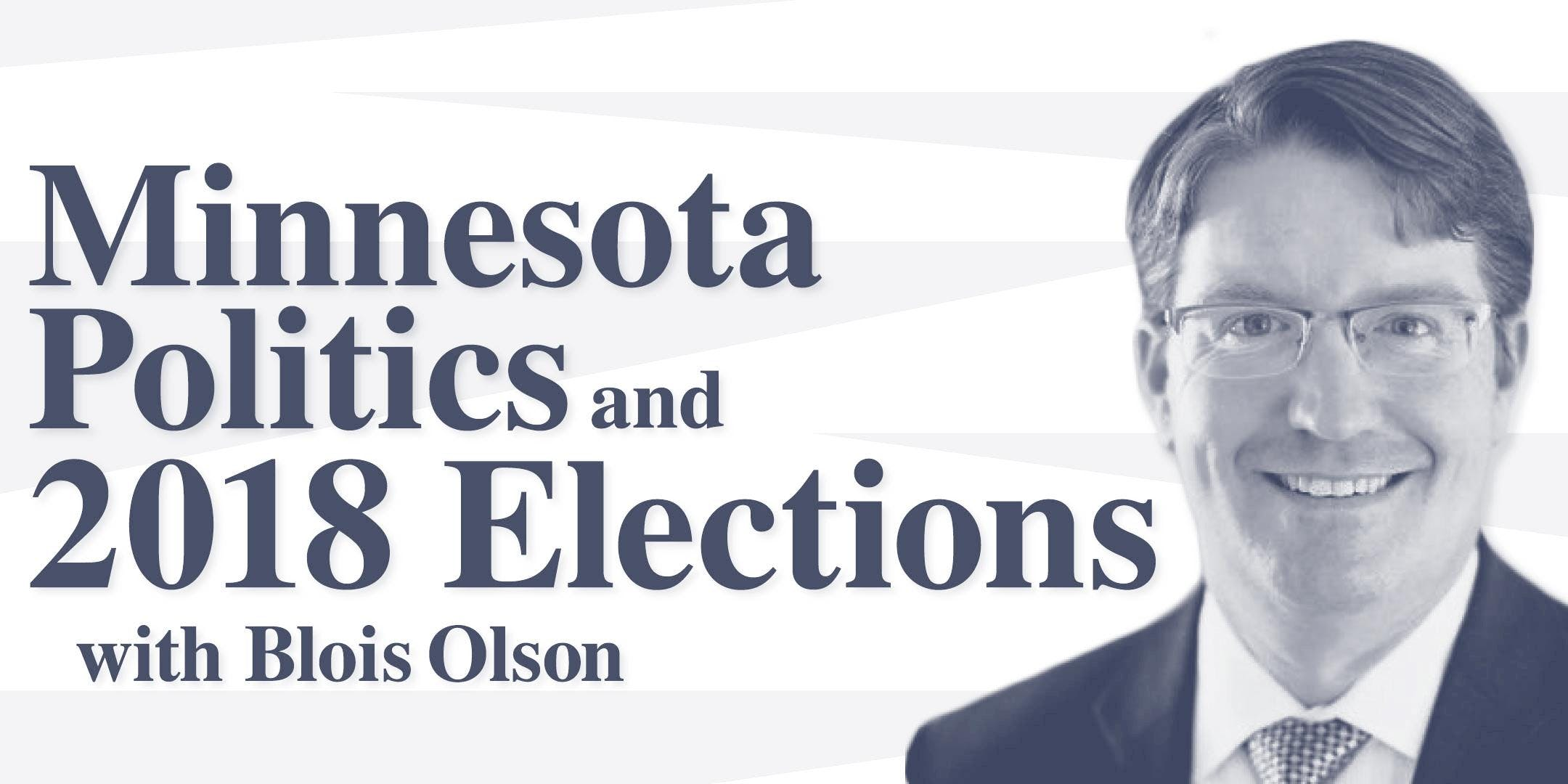 Minnesota Politics and 2018 Elections with Bl