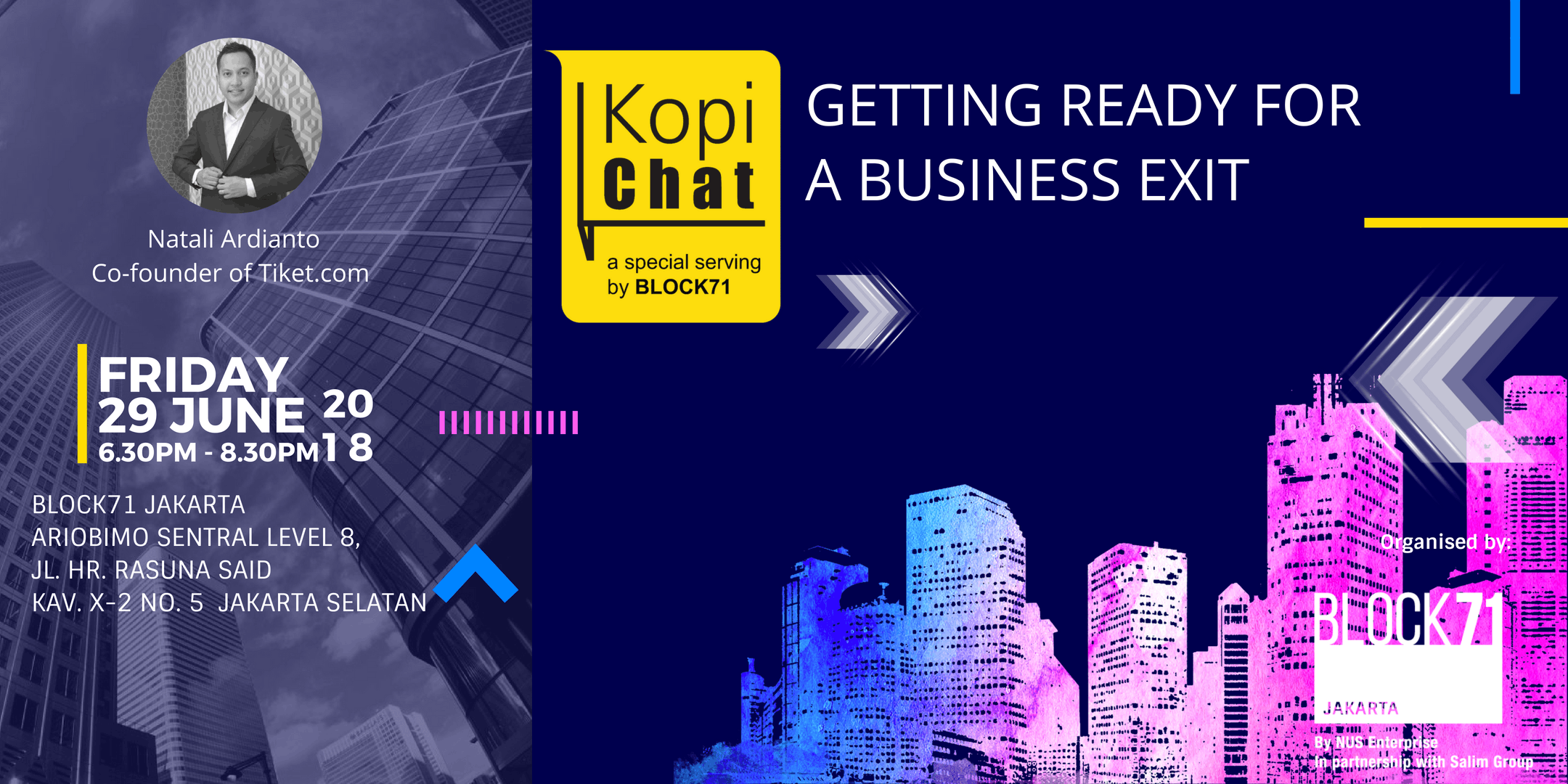 Kopi chat Getting Ready For A Business Exit