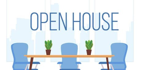 Claim Academy Open House tickets