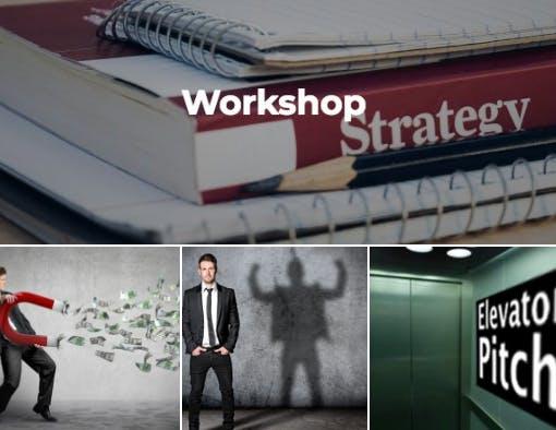 """Workshop per Startup """"CONVINCERE GLI INVESTIT"""