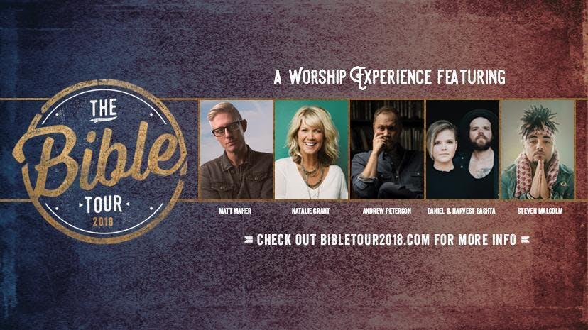The Bible Tour 2018: The Final Year! | Virgin