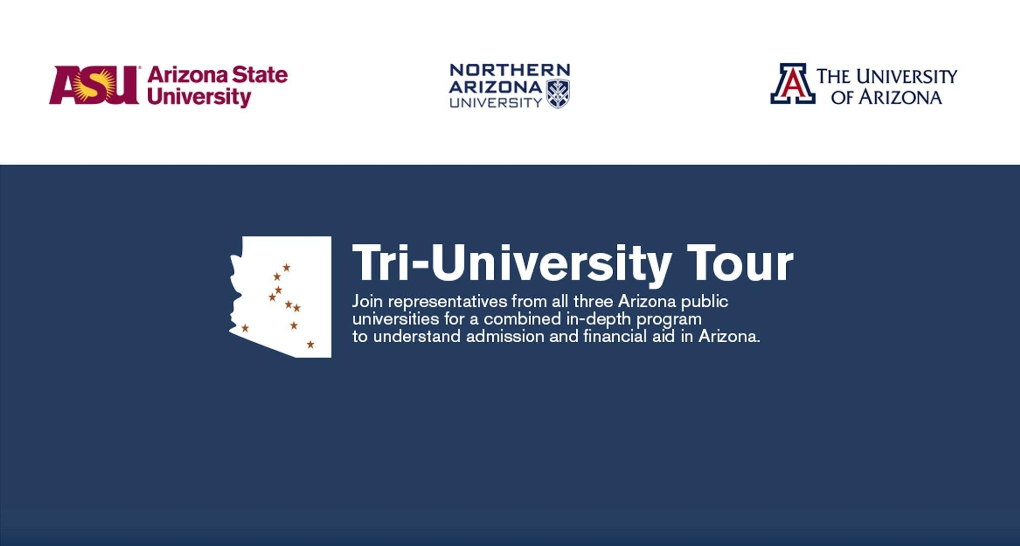 Tri-University - Chandler District event