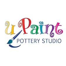 uPaint Pottery Studio logo
