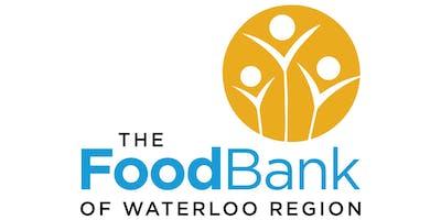 February Community Food Sorting at The Food Bank of Waterloo Region