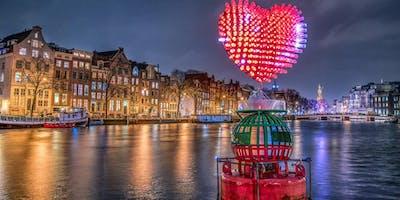 Amsterdam+Light+Festival+private+boat
