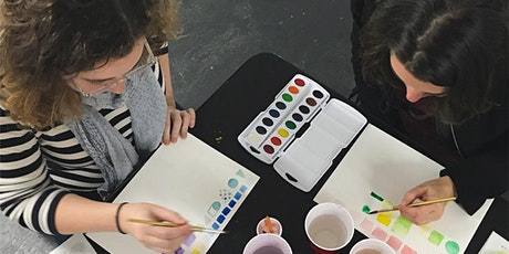 Introduction to Watercolor tickets
