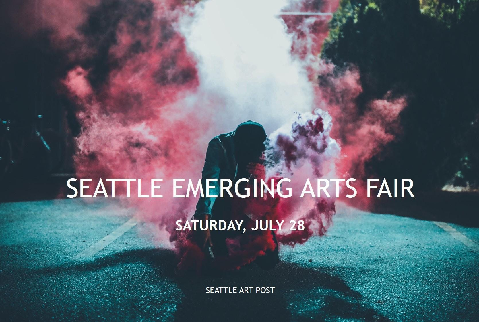 Seattle Emerging Arts Fair    A Pop Up Group Exhibition
