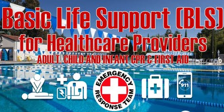 American Red Cross Basic Life Support with First Aid Course at Mills tickets