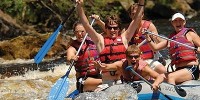 White Water Rafting Trip  - All Ages