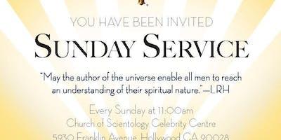 Sunday Service!