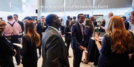 Professional Business Referrals and Connections Meetup tickets