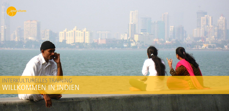 Interkulturelles Training Indien