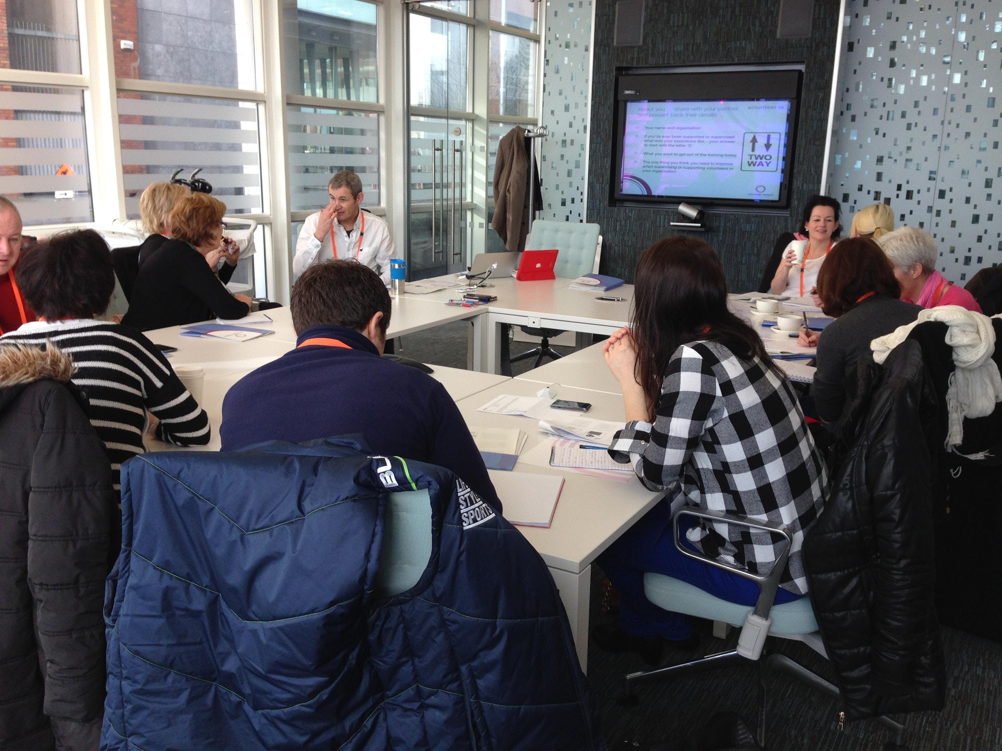 e-VOC Introduction Workshops
