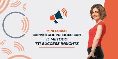 Mini Corso di Public Speaking e Video Speaking, con Libro in Omaggio