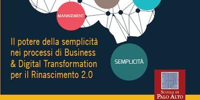 """Presentazione del libro """"#smart management"""" di Gianni Previdi."""