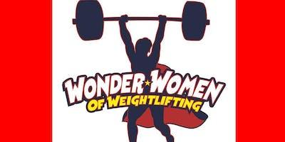 Wonder Women of Weightlifting Classic