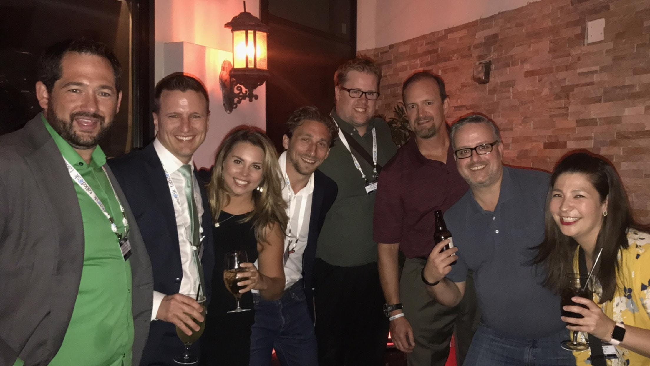 Stella Connect Happy Hour - CCW Vegas 2018