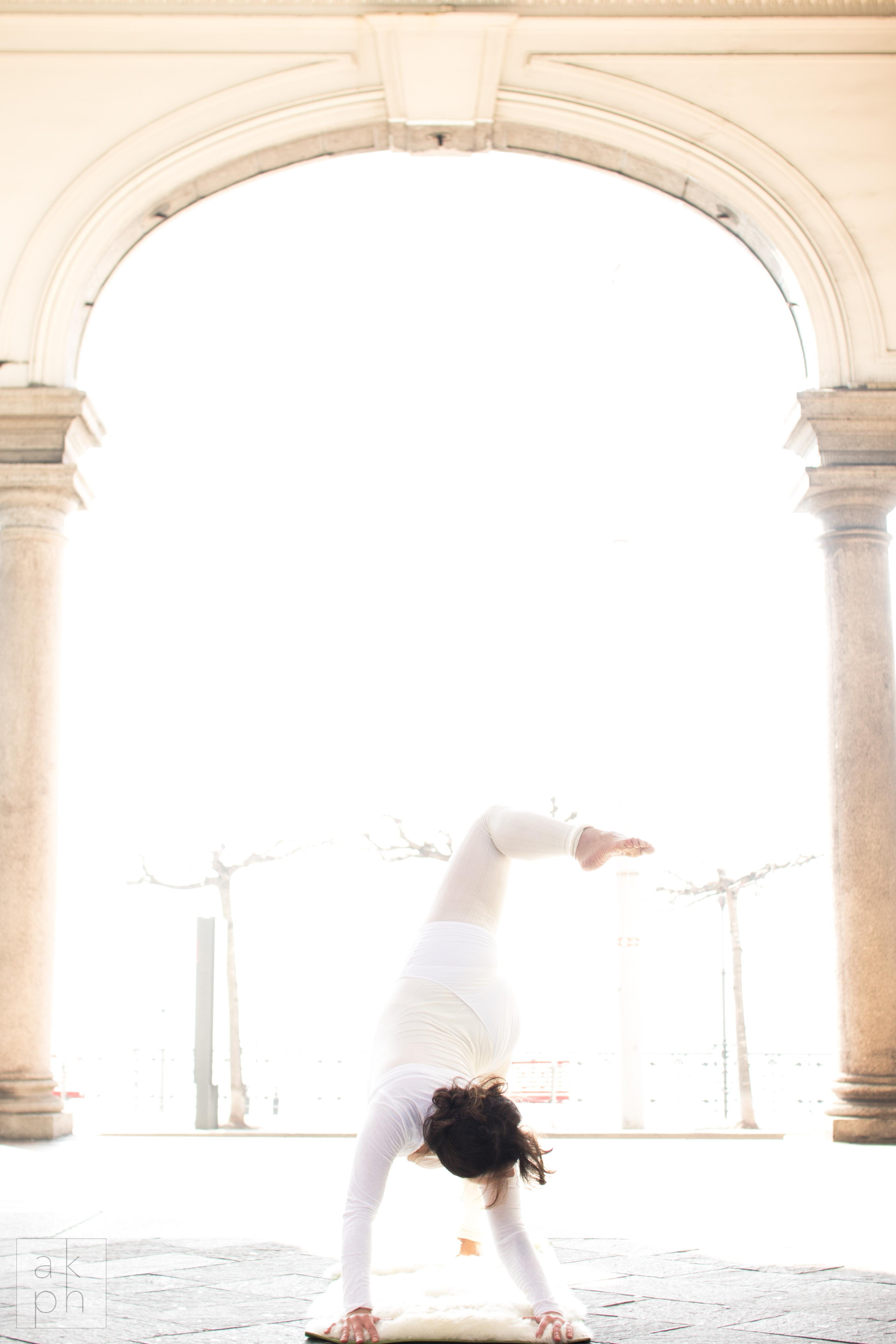 Yoga di mezzogiorno