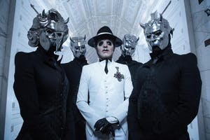Rock 94 1/2 Presents Ghost: The Ultimate Tour Named Death
