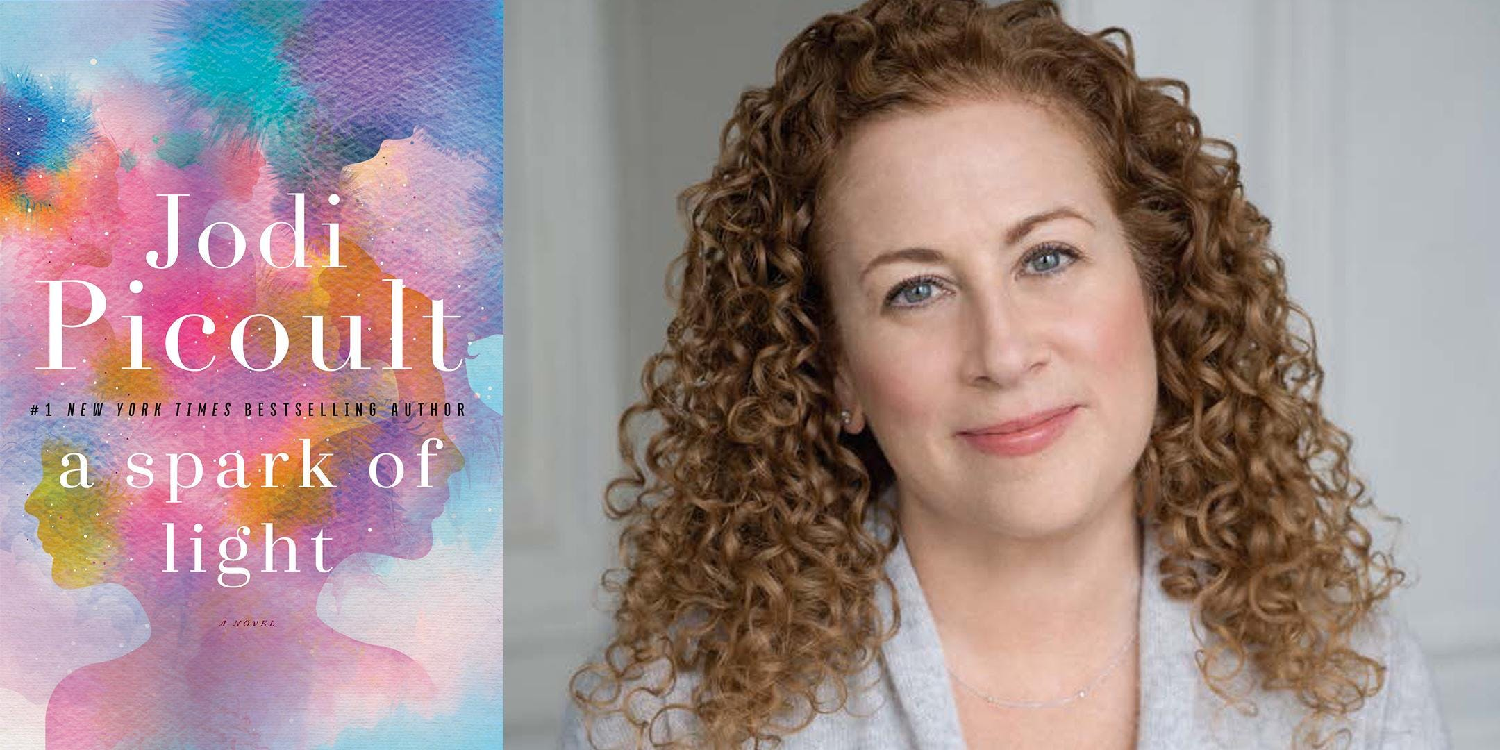 Changing Hands presents Jodi Picoult: A Spark of Light